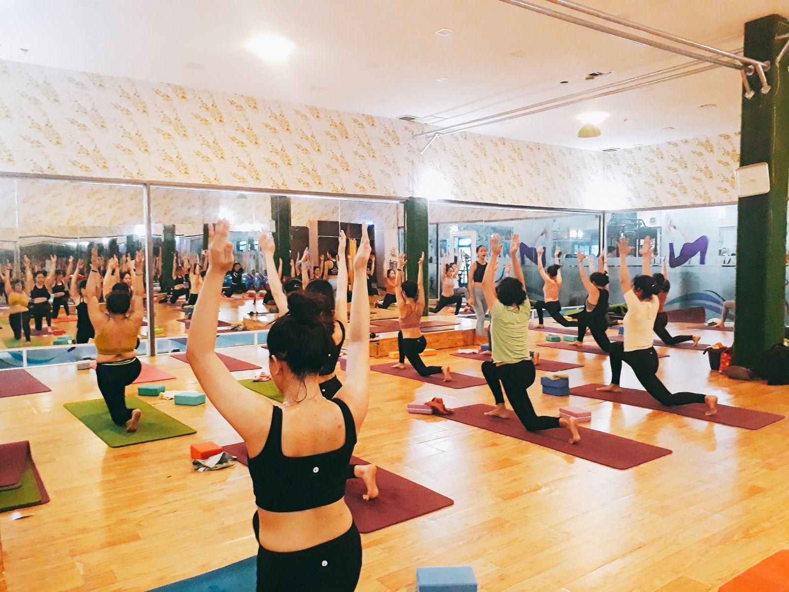 Phòng Yoga Thủ Đức